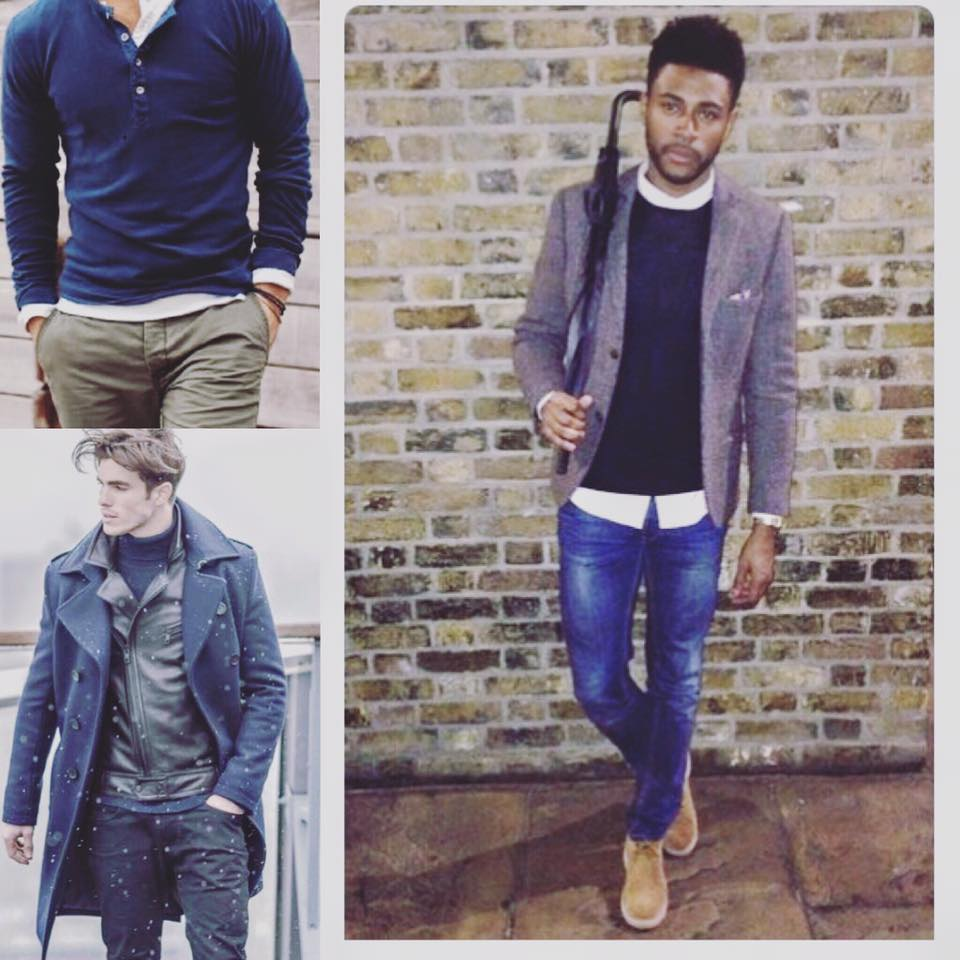Autumn Winter Styling for the boys